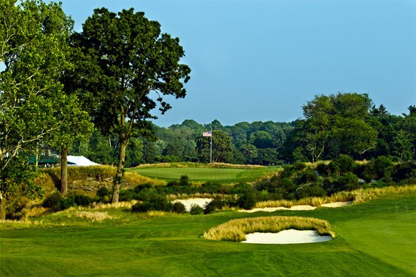 Merion - Hole 16